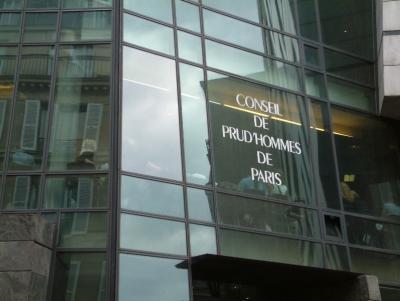 Conseil de prud'hommes Paris
